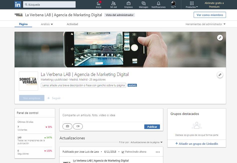 pagina-empresa-linkedin